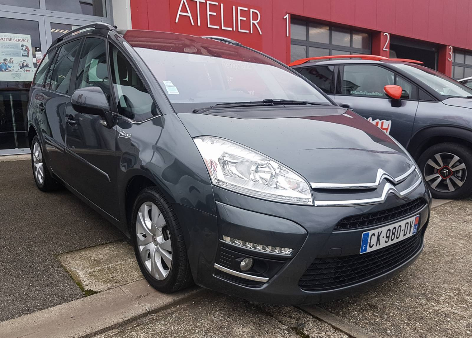 grand c4 picasso 1 6 hdi 115 millenium 7 places