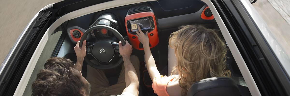 C1 neuve ou de direction demonstration launaguet for Garage reprise voiture toulouse